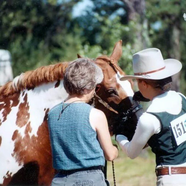 Did you know I rode horses competitively for 10 years?  New on the blog today - 20 random facts about me  #linkinbio #horses #mom #blogging #blogger