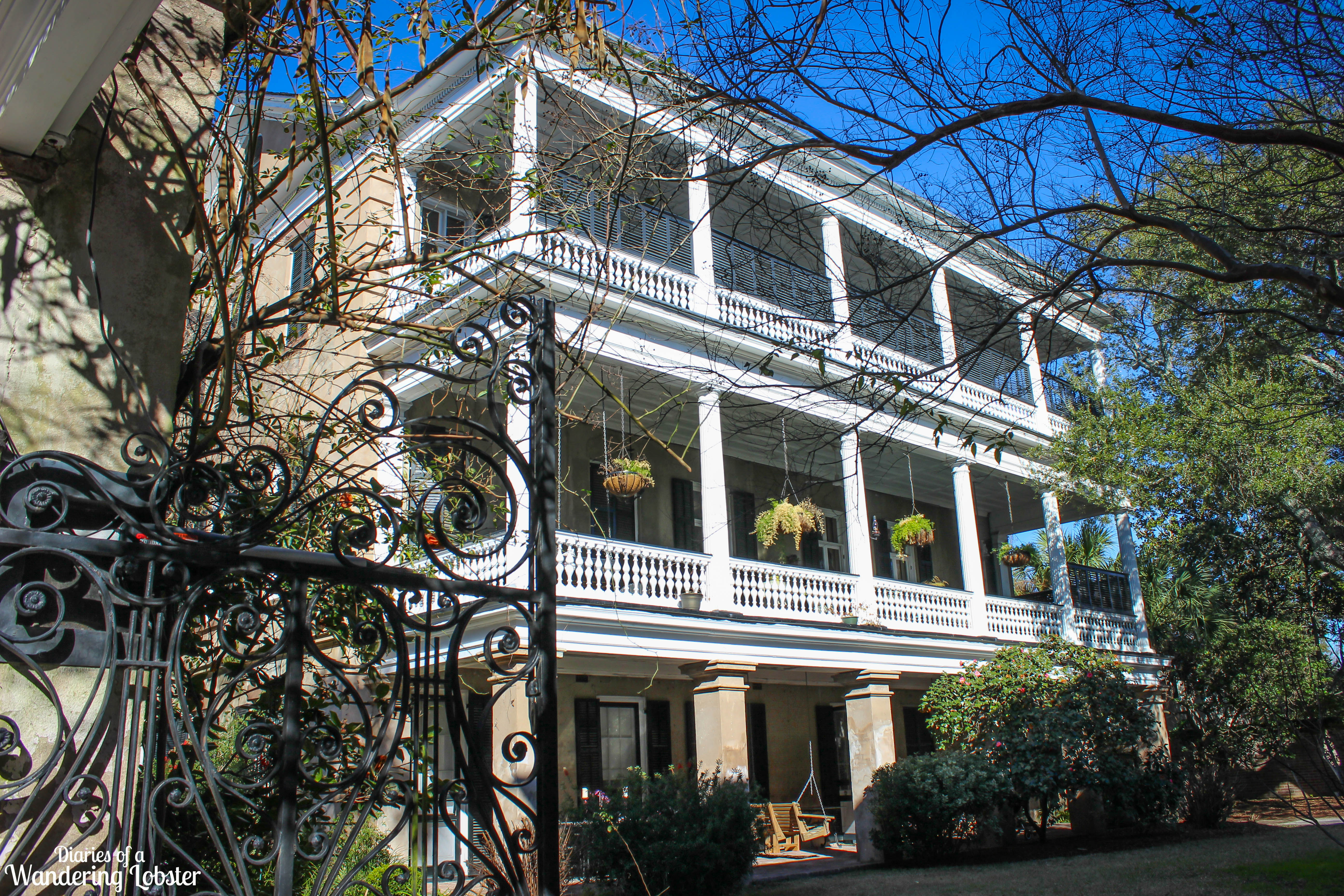An Architecture Tour Of Charleston Diaries Of A Wandering Lobster